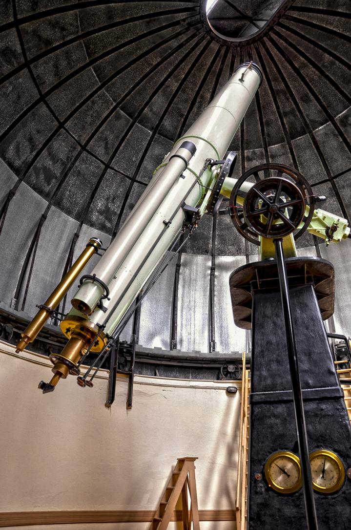 Cincinnati Observatory 1904 Telescope
