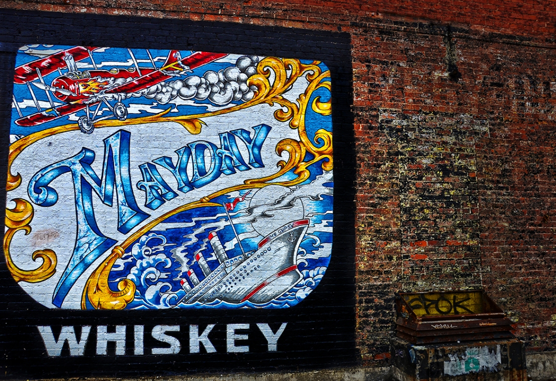 Mayday Whiskey
