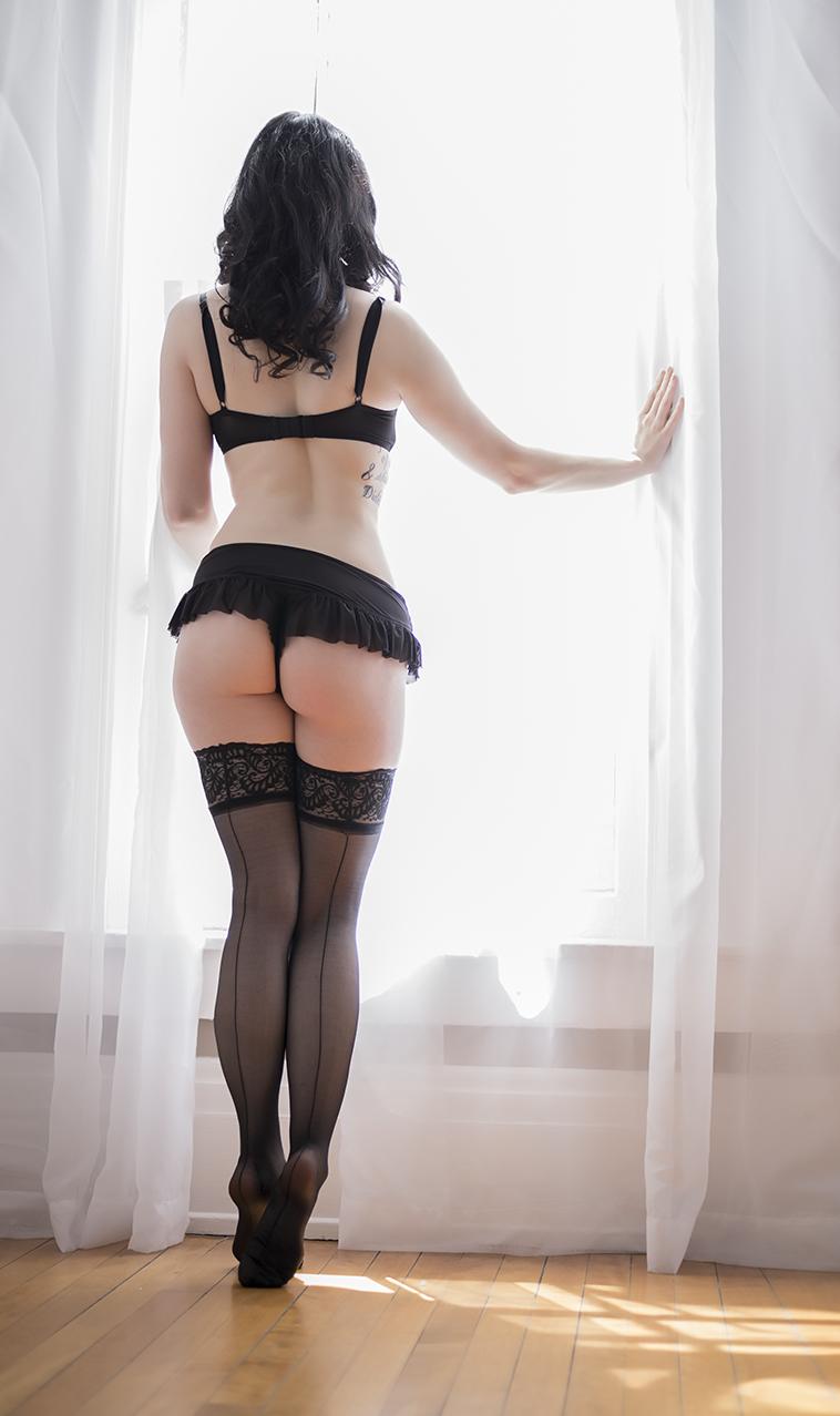 Bethany Window - Behind