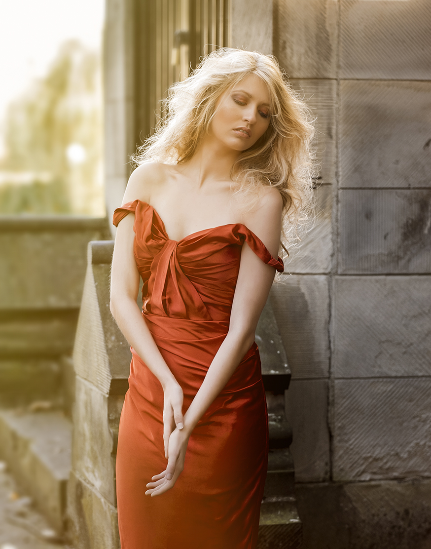 KF-Red Dress 5