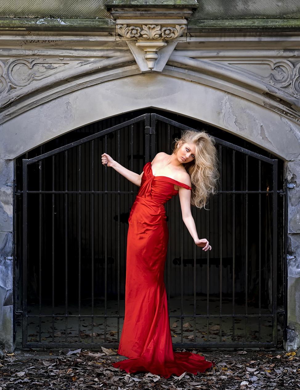 KF-Red Dress 6